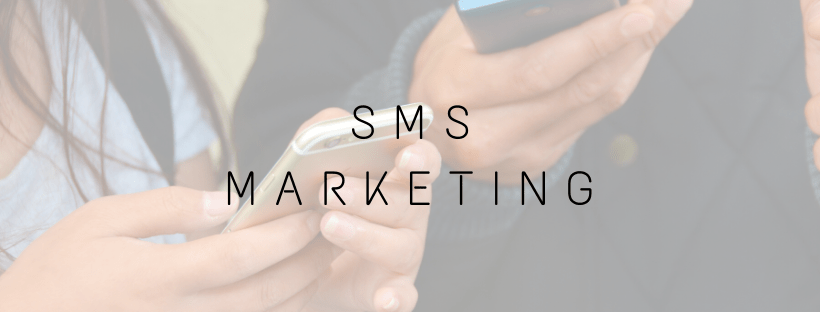 We provide targeted sms marketing