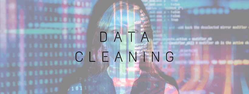 Clean up your existing database
