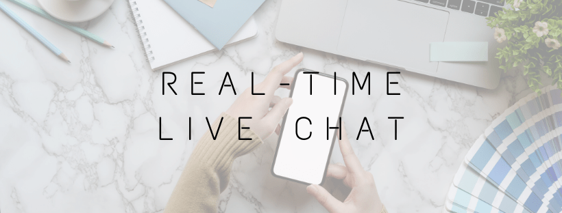 real time live chat