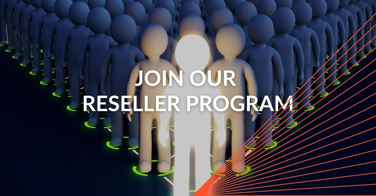 Take Your Business a Mile Further with Our Reseller Program